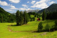 Hintersteiner valley, directi...