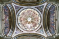 Dome, Franciscan Church of St...