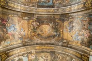 Ceiling painting, Our Lady of...