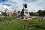 Plaza de Armas of Ayacucho, A...