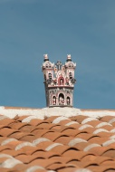 A church of pottery in the st...