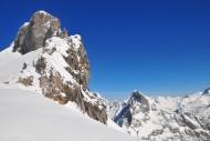 West Karwendelspitze (2385 m)...