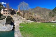 Bridge, Arroscia River, Borgh...