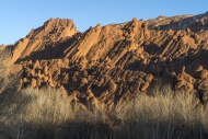 Rock formation in Dadestal, B...