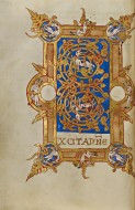 Inhabited Initial E, Unknown,...