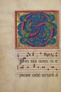 Decorated Initial S, Unknown,...