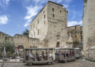 13th century Palais de la Com...