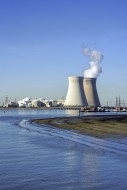 Doel Nuclear Power Station / ...