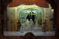19th century toy theater / pa...