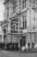 1910 photo of the Bureau for ...
