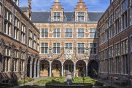 Courtyard of the Plantin-More...