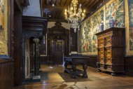 17th century furniture and ta...