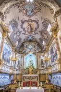 Interior of the Igreja Matriz...