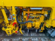Modern Train Machinery, Switz...