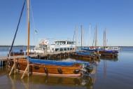 Auswanderer, old wooden saili...