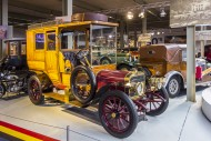 1906 Fondu CF limousine, Belg...