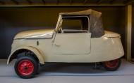 1941 classic car Peugeot VLV,...