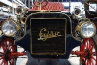 1907 Cadillac Model K, close-...