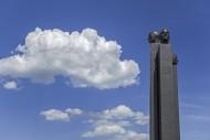 Sculpture De Drie Wijsneuzen ...