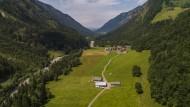 Spielmannsau and Oberau in th...