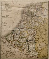 1819 map of the United Kingdo...