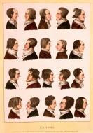 Engraving 1811, profile portr...
