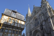 Vannes Cathedral / Cath�drale...