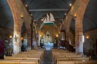 Interior of the Notre-Dame-de...