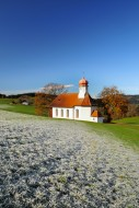 Chapel at Weitnau in the Allg...