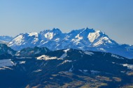 The mountain range of the S�n...