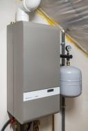 Domestic condensing boiler, w...