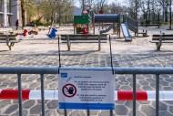 Deserted public children\'s p...