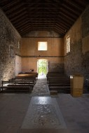 Interior of the 17th century ...