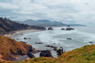 View from Ecola State Park lo...