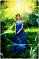 Woman with sword, princess dr...