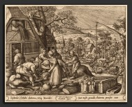 Pieter van der Heyden after H...