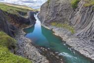 J�kla glacial river and basal...