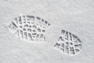 Clearly defined footprint / i...