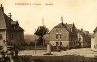 Post in Saxony, Buildings in ...