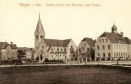 Katholische Kirche Torgau, Re...
