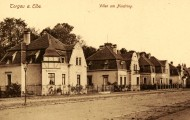 Villas in Saxony, Buildings i...