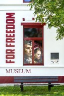 Entrance of the For Freedom M...