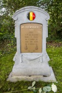 WWI grave / tombstone at the ...