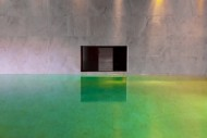 Swimming Pool with a Window i...