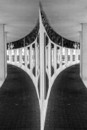 Double Corridor and Mirror Im...